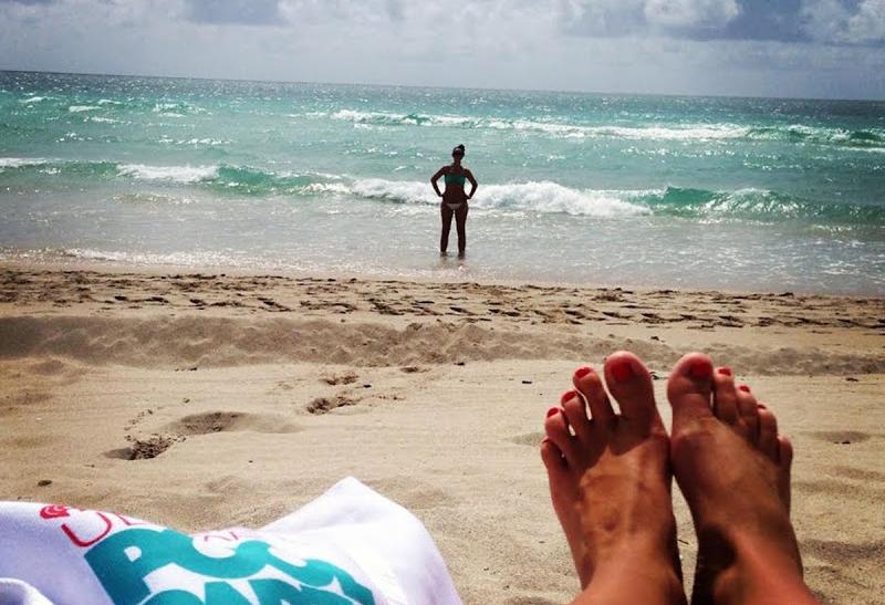 Φέτος διάλεξε ένα άγνωστο και μικρό νησάκι για διακοπές