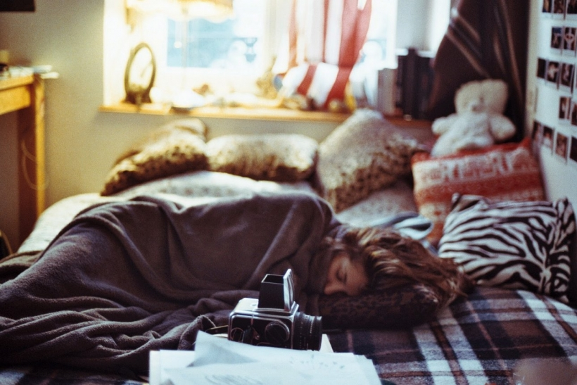 Δεν υπάρχει τίποτα καλύτερο απ' τον μεσημεριανό ύπνο