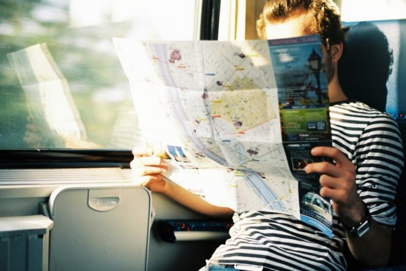 Να ταξιδεύεις με ανθρώπους που γουστάρεις τις συζητήσεις σας