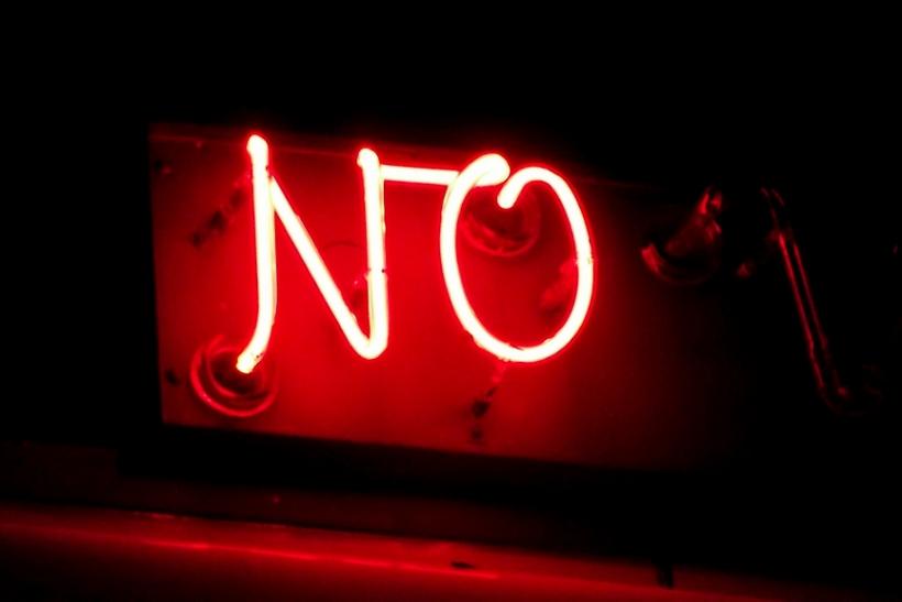 Να μάθεις να λες «όχι» σε ό,τι δε θες πραγματικά
