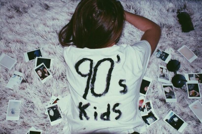 Εμείς που μεγαλώσαμε στα 90's