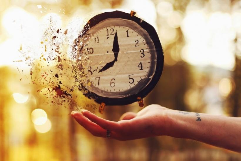 Ό,τι αφήνεις για αύριο δε γίνεται ποτέ