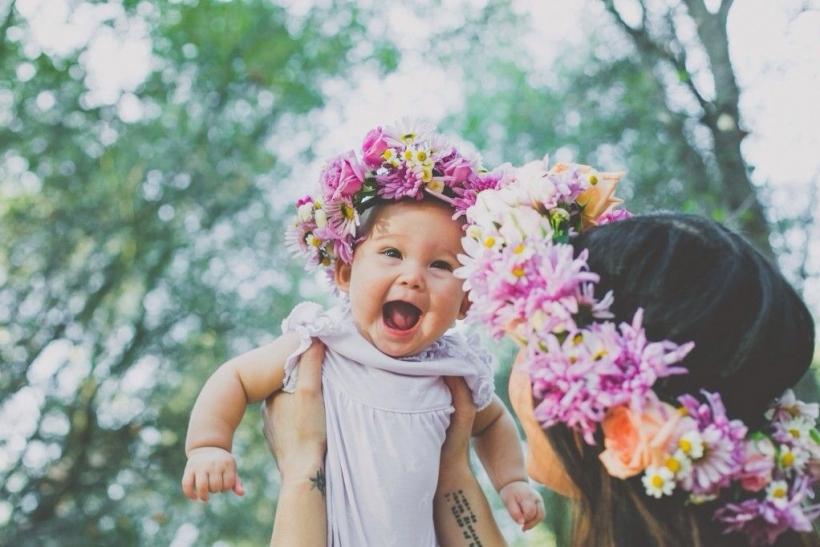 Μάθε στο παιδί σου τι σημαίνει αγάπη