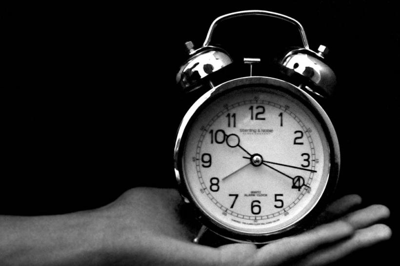 Μια ιδιαίτερη σχέση με το χρόνο