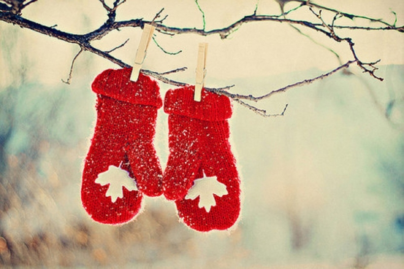 Βάλτε το γιορτινό κλίμα στο σπίτι και τις καρδιές σας