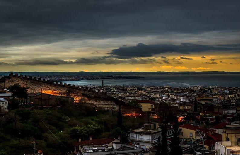 Τσάρκα στη Θεσσαλονίκη