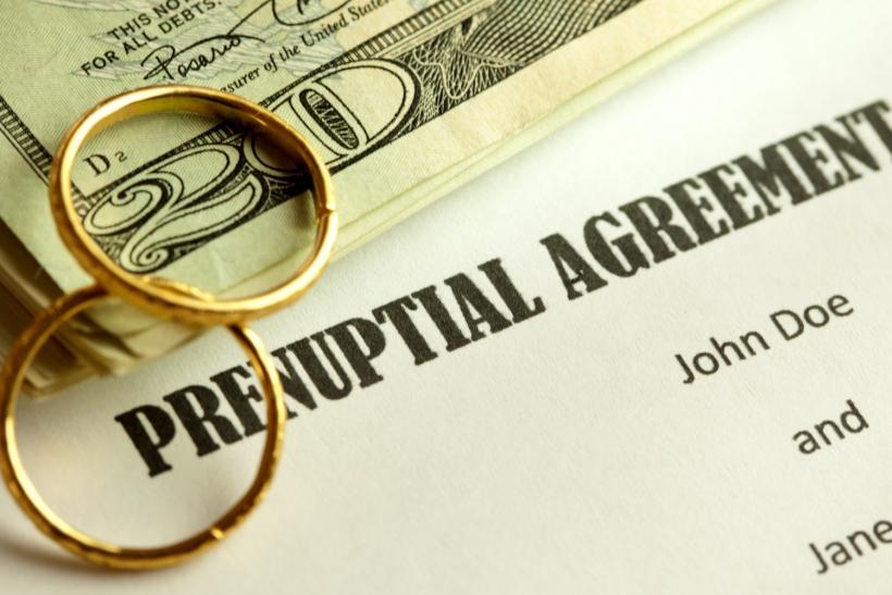 Προγαμιαίο συμβόλαιο: Ναι ή Όχι;