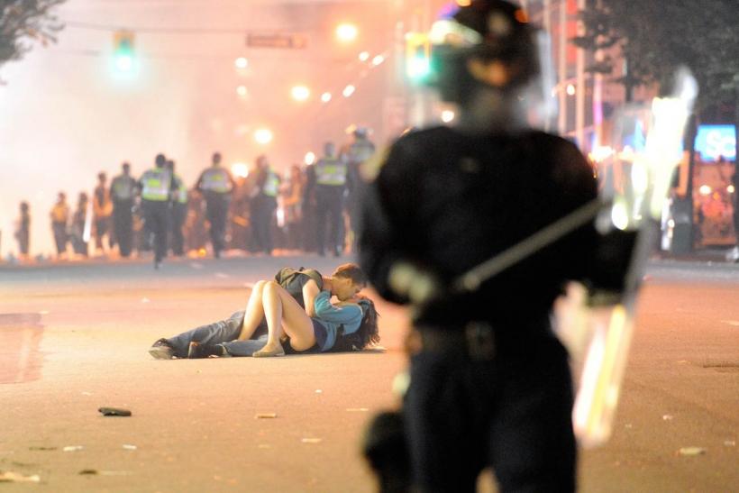 Αν αφανιστεί ο έρωτας δε θα υπάρχει επανάσταση