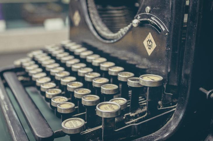 Το μόνο που χρειάζεται για να γράψεις είναι ψυχή