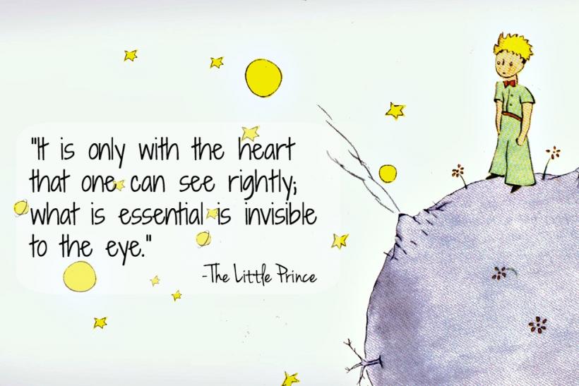 Μόνο με την καρδιά βλέπεις σωστά