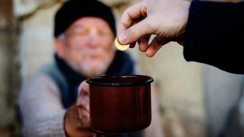 Οι επαίτες των καφέ
