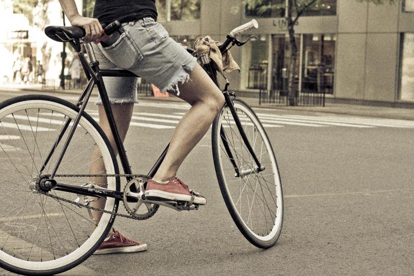 Είναι σέξι το ποδήλατο στην πόλη!