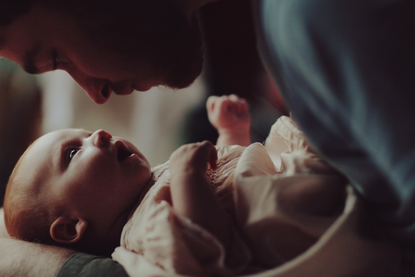 Όταν έγινα πατέρας κατάλαβα τι θα πει αγάπη