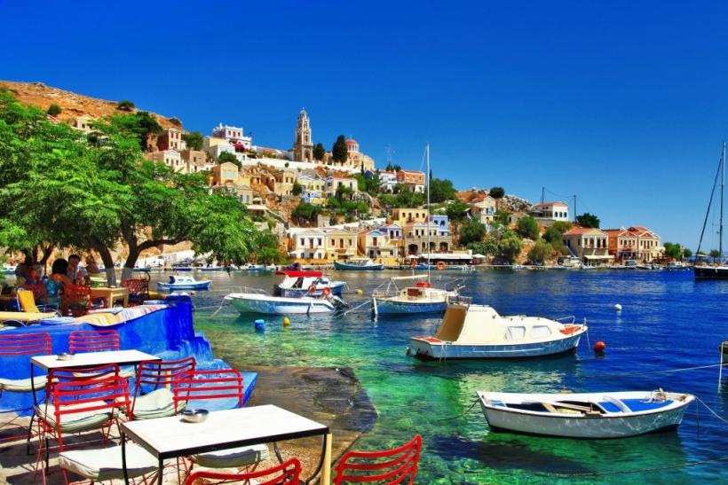Καλοκαίρι στην Ελλάδα και ξερό ψωμί