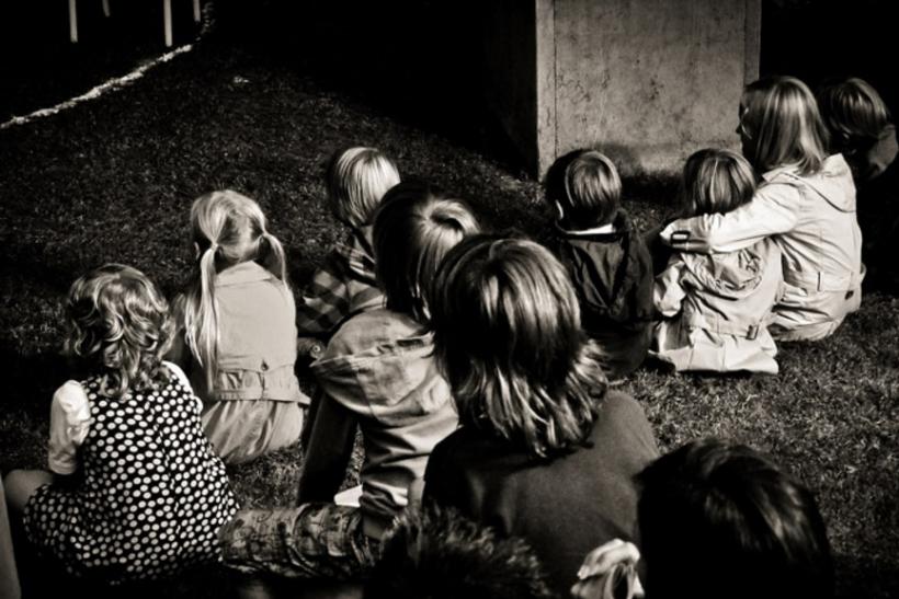 Να μαθαίνετε στα παιδιά σας το θέατρο από μικρά