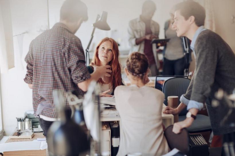 Η δουλειά γίνεται πιο εύκολη με καλούς συναδέλφους