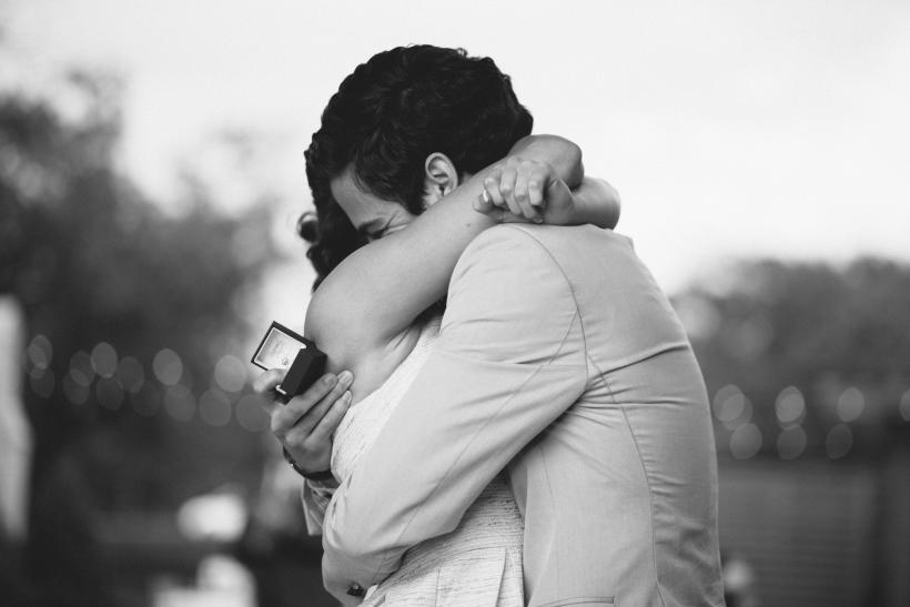Η πρόταση γάμου δε θέλει τρόπο συναίσθημα θέλει