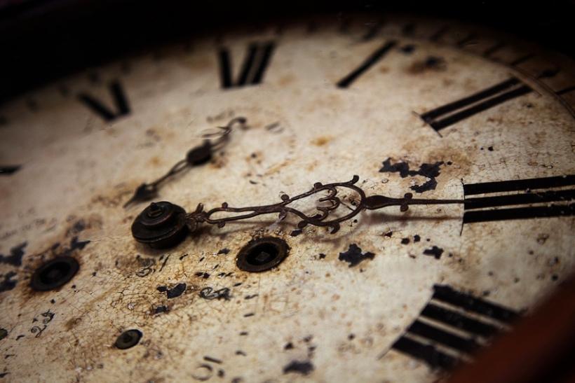 Ο χρόνος είναι ο χειρότερος γιατρός