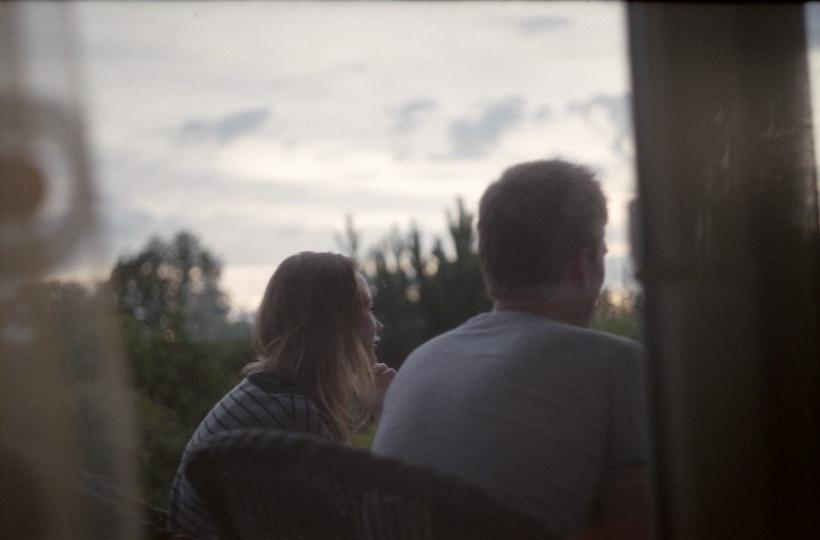 Τα πιο όμορφα βράδια μου τα πέρασα στην αγκαλιά σου