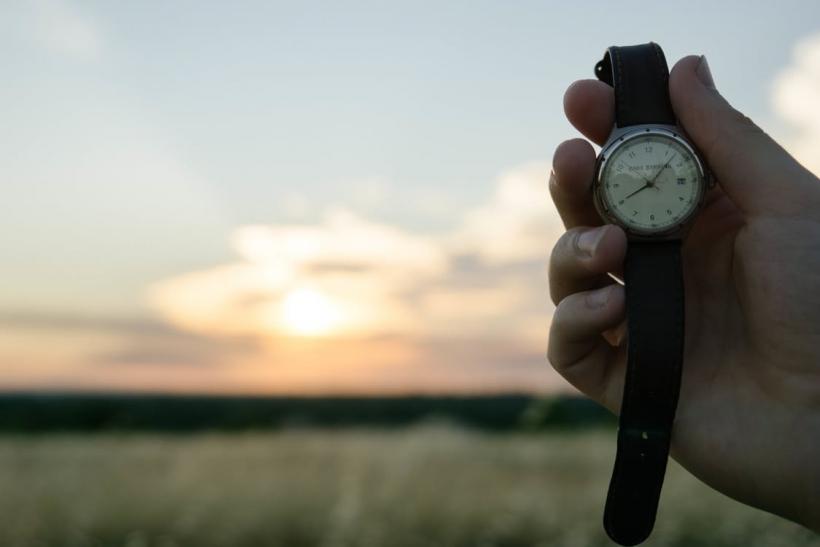 Ο ερωτευμένος δημιουργεί χρόνο, δεν τον ξεκλέβει