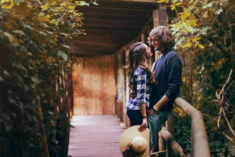 Όταν είσαι ερωτευμένος αρκεί μια φράση να σου αλλάξει όλο τον κόσμο