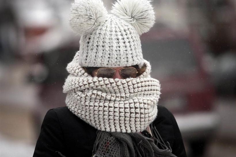 Εμείς που δεν αντέχουμε το κρύο