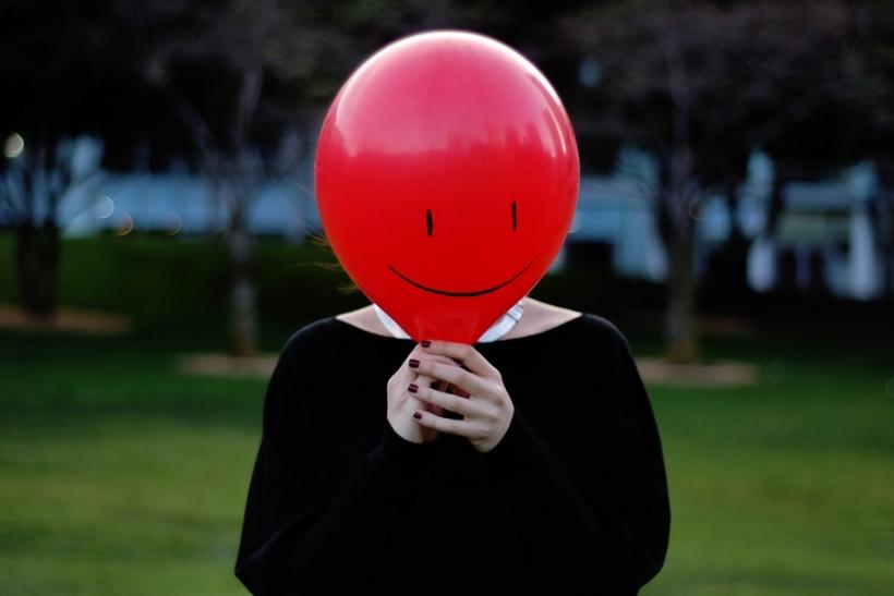 Να είσαι ο λόγος που κάποιος χαμογέλασε σήμερα