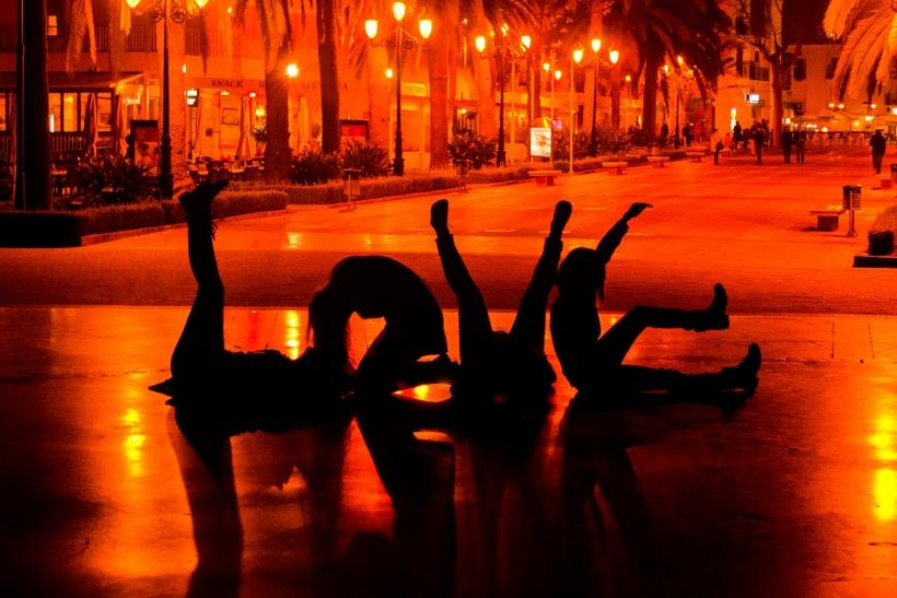 Βράδυ ερωτεύεται ο κόσμος