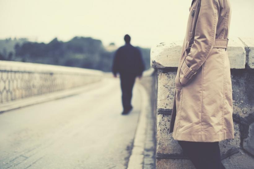 Το διάλειμμα στη σχέση είναι η αρχή του τέλους