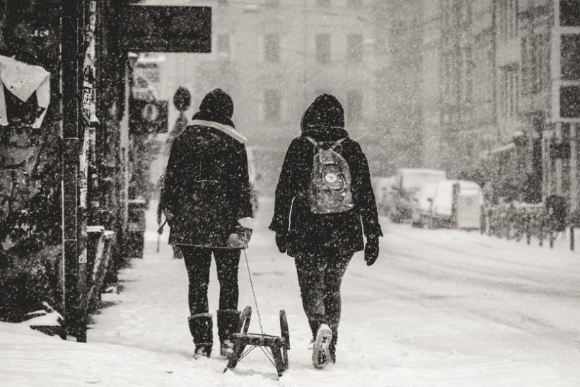 Το χιόνι δεν έφερε για όλους άσπρη μέρα