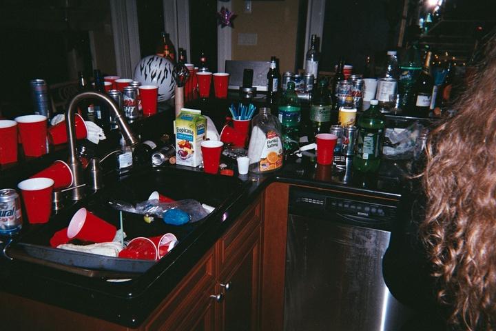 Τα σπιτικά πάρτι είναι αλλιώς