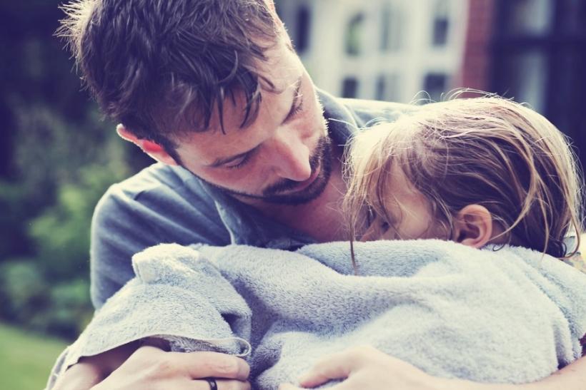 Οι τρυφεροί νεαροί μπαμπάδες είναι σέξι