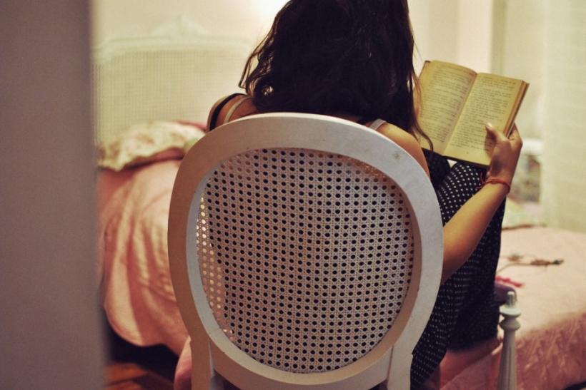 Ποτέ δεν είσαι μόνος με ένα βιβλίο συντροφιά