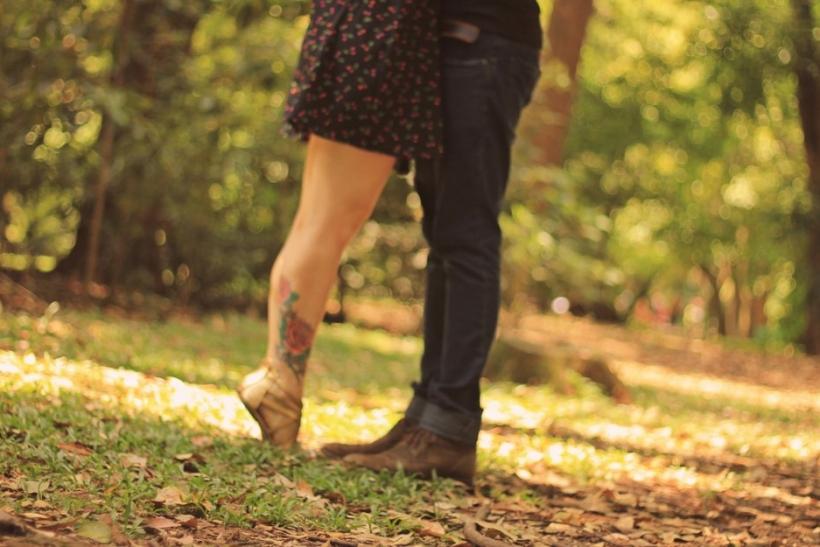 Τα ζευγάρια με διαφορά ύψους είναι έξτρα χαριτωμένα
