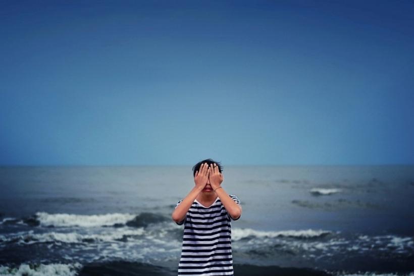 Το γαλάζιο του ουρανού αρκεί για να νιώσεις ελεύθερος