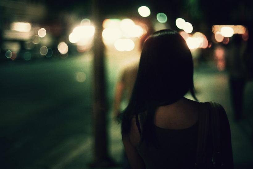 Η αγάπη δε φεύγει αν δεν τη διώξεις