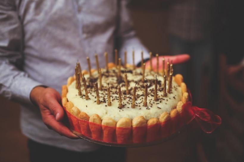Τα γενέθλιά μας είναι ευκαιρία για μια νέα αρχή