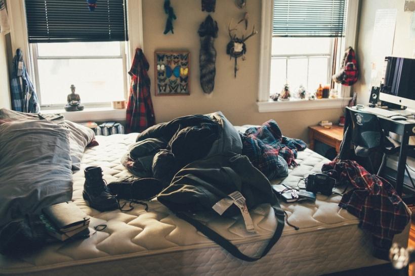 Όλοι λιγουρευόμασταν το δωμάτιο των μεγαλύτερων αδελφών μας