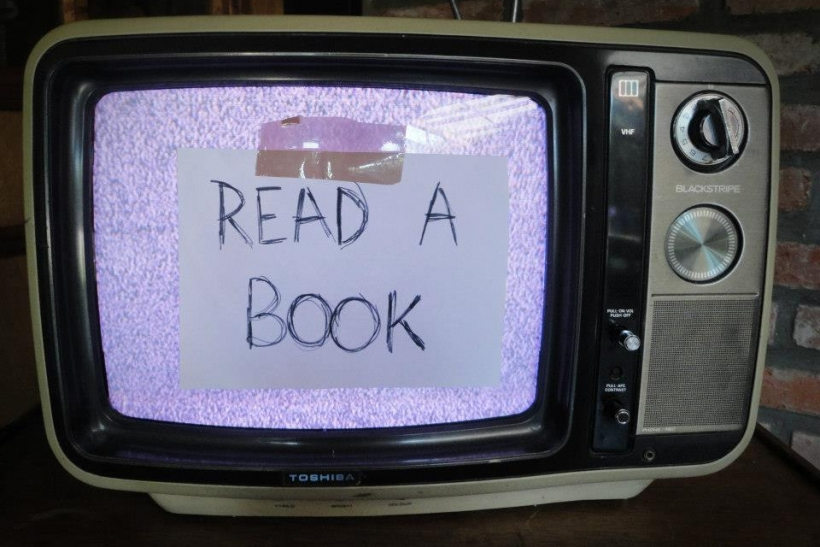 Πόσο ωραίο να ζεις σε σπίτι χωρίς τηλεόραση