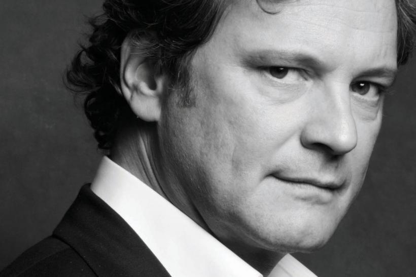 Men We Love | Colin Firth