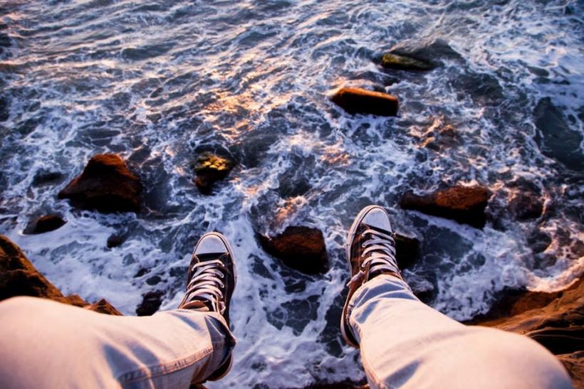 Η ζωή ξεκινάει ακριβώς έξω απ' τη comfort zone σου