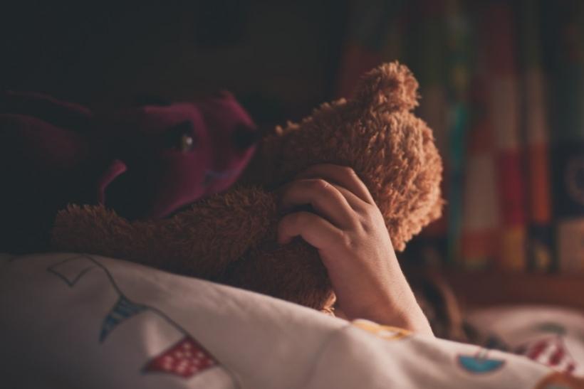 Ακόμη κοιμόμαστε αγκαλιά με το αρκουδάκι μας