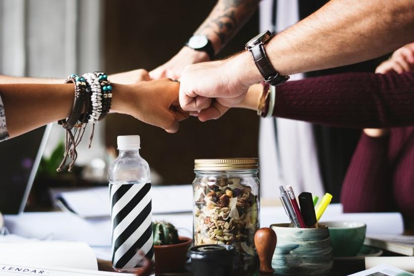 Απ' τις στενές συνεργασίες γεννιούνται οι καλύτερες φιλίες