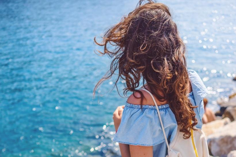 Η θάλασσα είναι κάθαρση