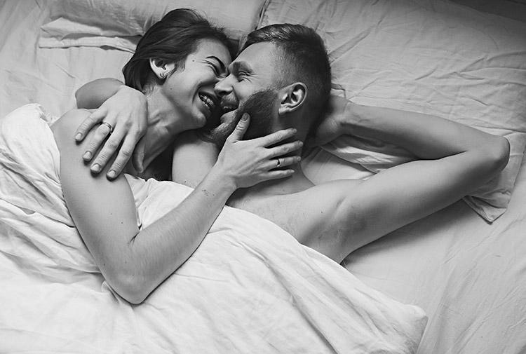 Να μην μπορείτε να κάνετε σεξ απ' τα γέλια