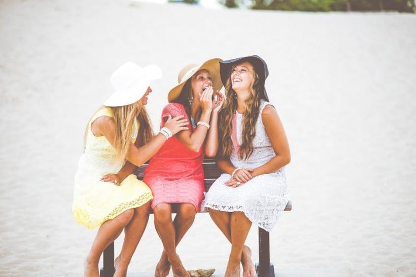 Η γυναικεία φιλία είναι ντόμπρα και αληθινή