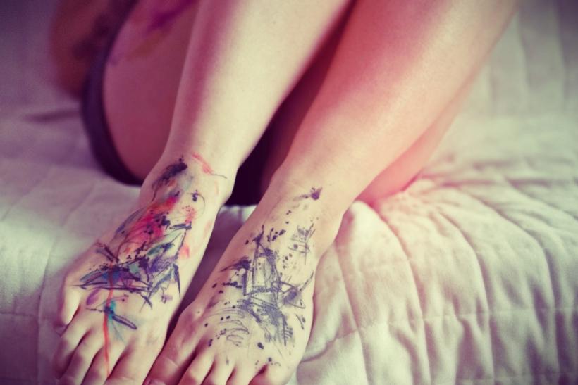 Εσάς με τα τατουάζ σας αγαπάμε λίγο πιο πολύ