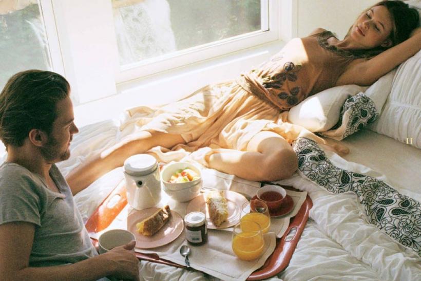 Αν σου φτιάχνει πρωινό σε νοιάζεται