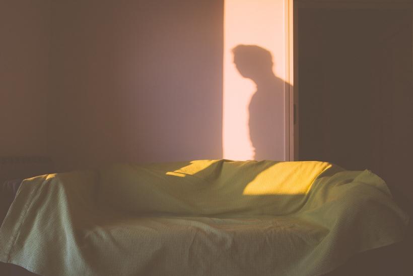Όταν ξυπνήσω θέλω να 'χεις φύγει