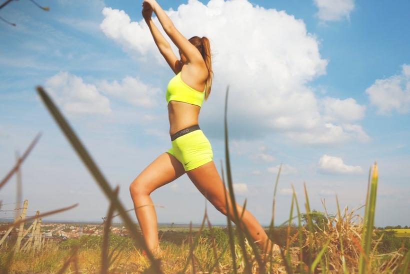 Η γυμναστική είναι ο πιο αποτελεσματικός τρόπος εκτόνωσης